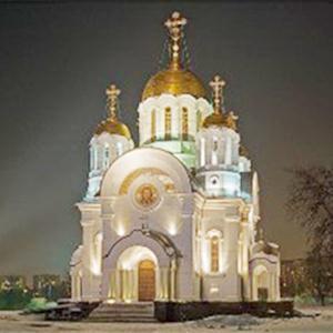 Религиозные учреждения Духовницкого