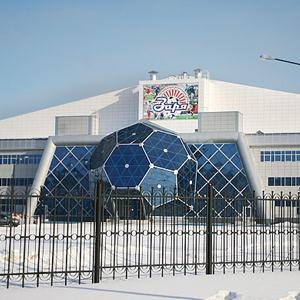 Спортивные комплексы Духовницкого